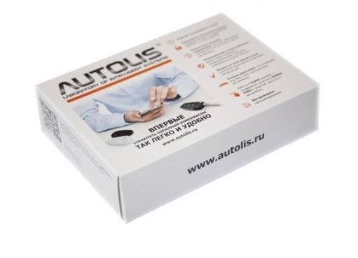 Автосигнализация AUTOLIS Signalizer Set (с установкой)