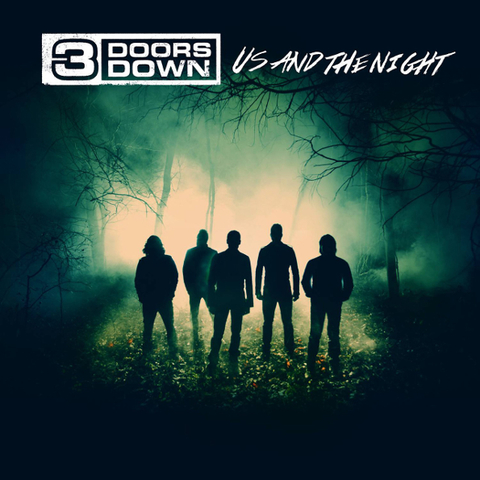 3 Doors Down / Us And The Night (RU)(CD)