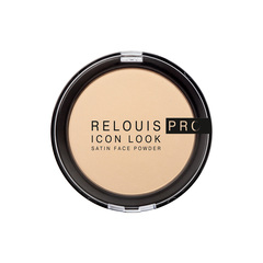 RELOUIS PRO ICON LOOK SATIN FACE POWDER ПУДРА К...