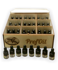 Oil for recovery and growth in the box 81 pcs.