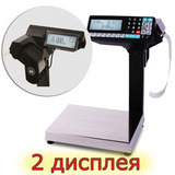 Весы с печатью этикеток MK-32.2-R2P10