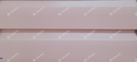 Сайдинг Ю пласт Корабельный брус розовый 3050х230 мм