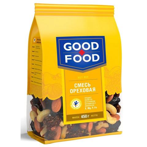 Коктейль  Смесь ореховая GF 450г