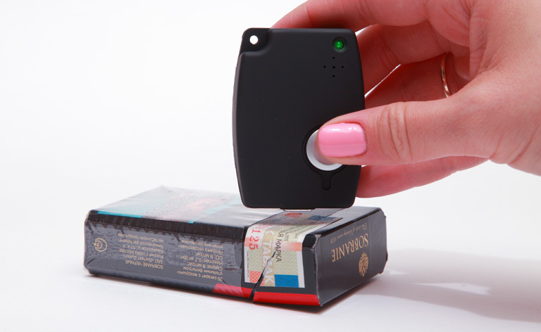Антистокс-детектор для RUB и акцизных марок PRO KRICKET 005