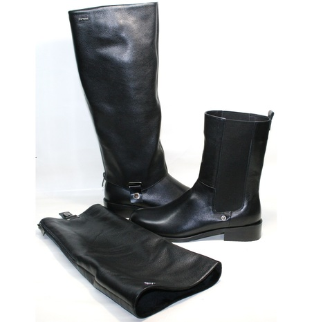 Зимние ботинки женские - сапоги зимние женские 2-в-1 Richesse R-458