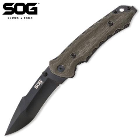Нож SOG модель KU-1002 Kiku Folder TiNi