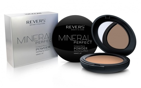 REVERS Пудра 8г MINERAL Perfect №01 (*3)