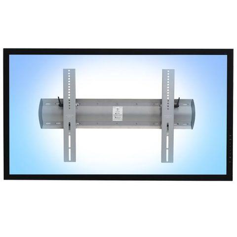 Настенное крепление Ergotron TM Tilting Wall Mount, XL (silver)  (61-142-003)