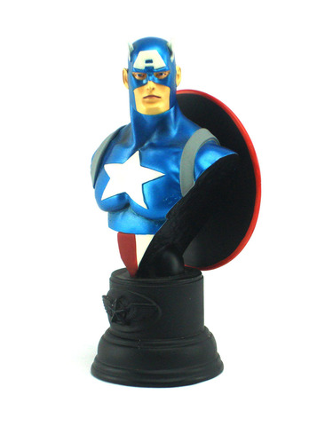 Bowen Designs Marvel Mini-Bust Captain America