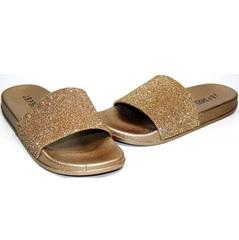 Биркенштоки J.B.P. Shoes NU25 Gold.