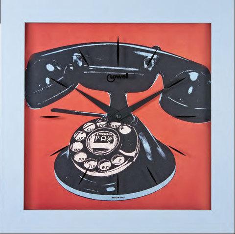 Часы настенные Lowell 05445