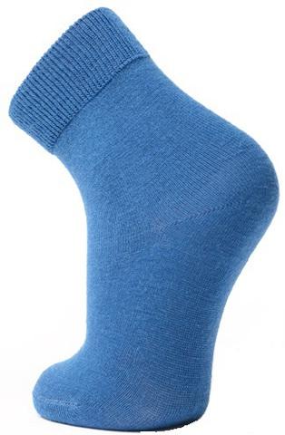 Термоноски детские Norveg Merino Wool  (синий)