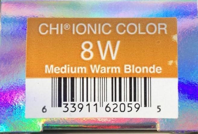 Крем-краска CHI Ионик 8 W 85 гр