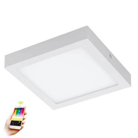 Панель светодиодная ультратонкая накладная системы умный свет EGLO connect Eglo FUEVA-C 96672