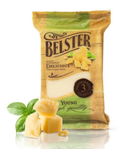 """Сыр """"Бельстер"""" Янг 40%, 300 г"""