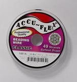 Ювелирный тросик Accu-Flex, 0,31 мм, 49 струн, цвет