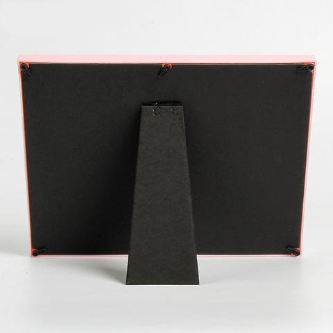 Фоторамка пластик на 2 фото 9х9, 10х15 см