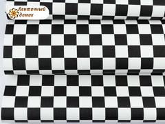 Кожа черно-белая клетка