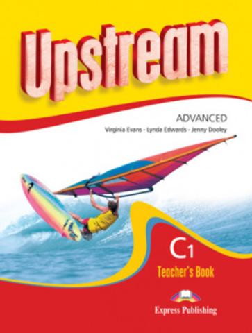 upstream advanced teacher's book - книга для учителя (2 издание)