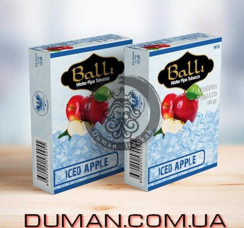 Табак Balli ICE APPLE (Балли Лед Яблоко)