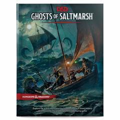D&D - Ghosts of Saltmarsh