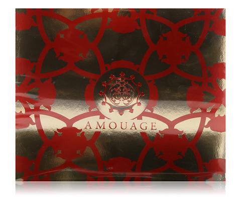 Amouage Interlude Man (100 мл парфюмированная вода + 100 мл гель для душа)