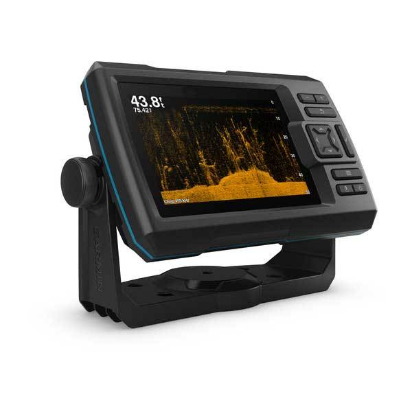 Garmin Striker Plus 5cv вид сбоку