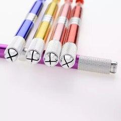 Ручки для микроблейдинга разные цвета