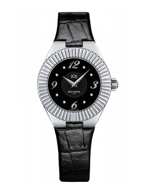 Часы женские Silvana SR32QSC33CN Feline