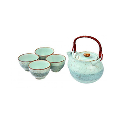 Набор чаши и чайник Tokyo Design Studio Soshun Matte 7032