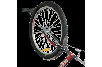 Поворотный держатель велосипеда на стене