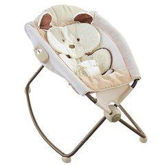 Fitch Baby Детский шезлонг-кроватка с вибрацией