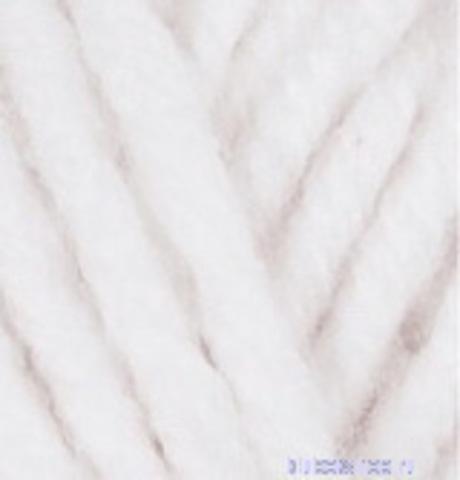 Alize Superlana Megafil 55 Белый, фото
