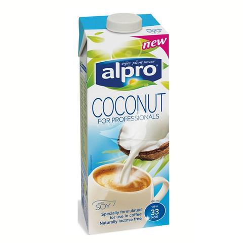 Напиток кокосовый обогащенный кальцием Professionals ALPRO 1л
