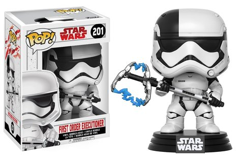 Фигурка Funko POP! Bobble: Star Wars: E8 TLJ: First Order Executioner (POP 8) 14749