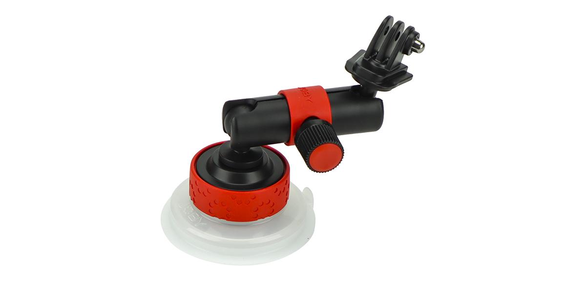 Присоска Joby Suction Cup & Locking Arm положение вправо