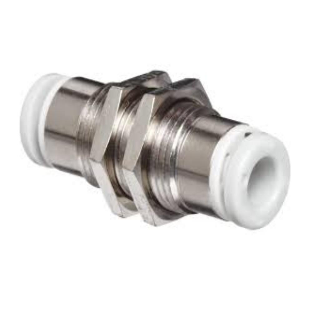 KQ2E06-00NJ  Соединение мини для панельного монтажа