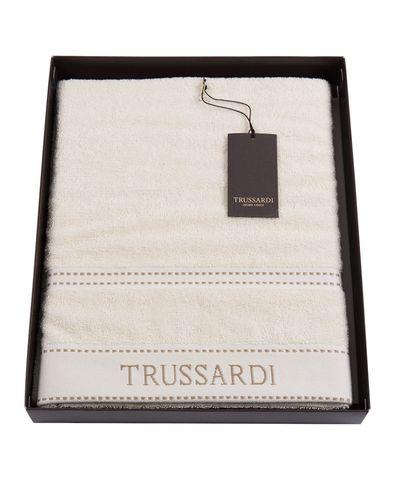 Набор полотенец 2 шт Trussardi Ribbon Ivory
