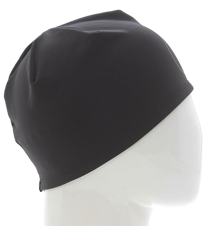 Шапка asics logo beanie black 135519 0904 skirunnerru
