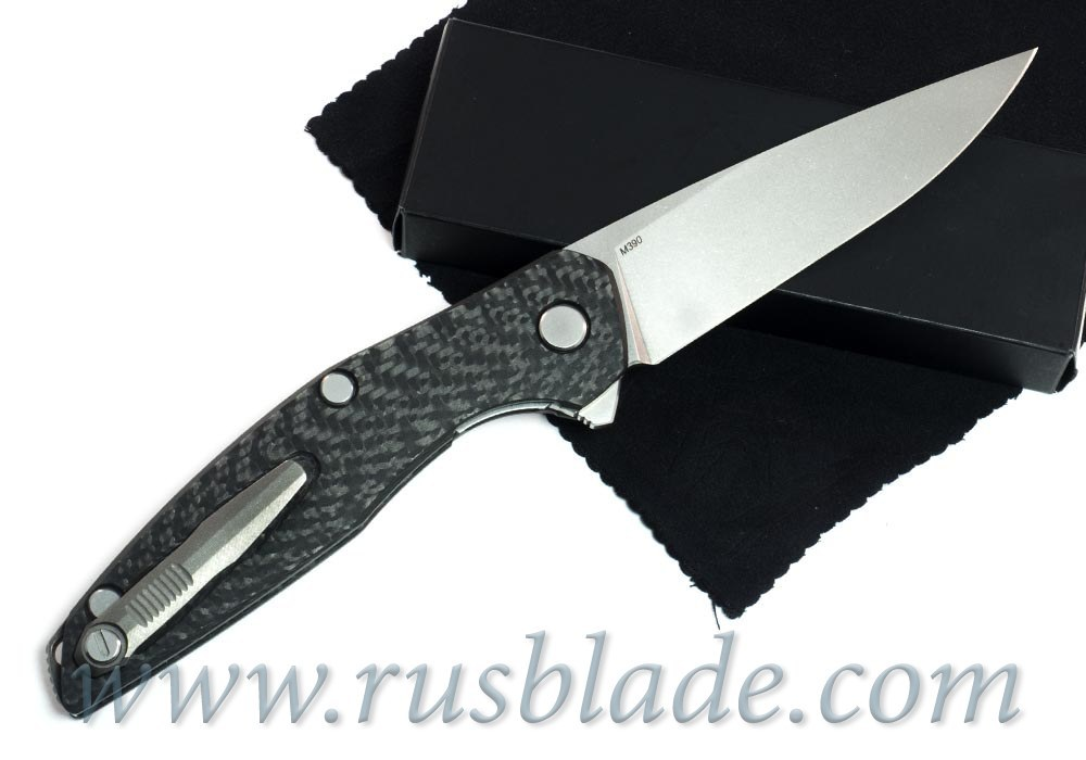 Shirogorov 111 M390 CF 3D