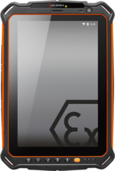 Взрывобезопасный планшет  i.Safe 910.1