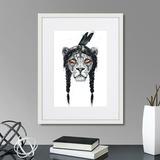 Балаш Солти - Warrior lion