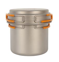 Кастрюля Novaya Zemlya Titanium Cookware 1,2 л TS-013