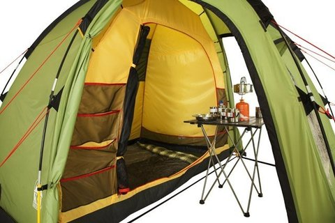 палатка кемпинговая KSL ROVER 4