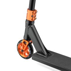 Трюковой самокат Fox Pro Big Boy 4,7 black / orange