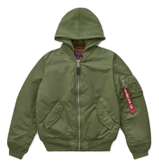 Куртка Alpha Industries MA-1 Natus W Sage Green