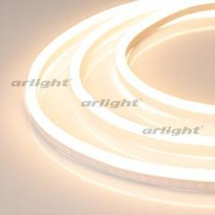 Гибкий неон Arlight-CF2835-Mini-24V Warm White (16x8mm)