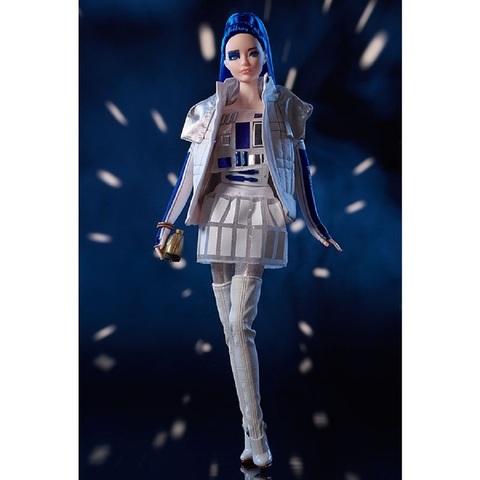 Барби Звёздные Войны R2-D2