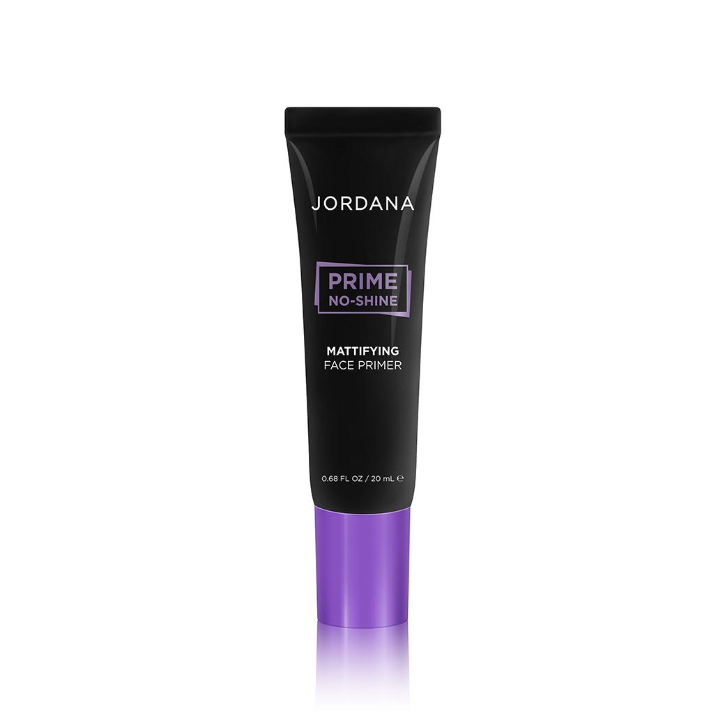 JORDANA Матирующий праймер для лица PRIME NO-SHINE MATTIFYING FACE PRIMER