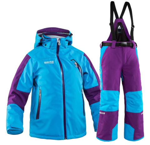 8848 ALTITUDE BAM-MOWAT горнолыжный костюм для детей